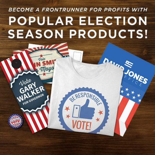 Printed Political Products