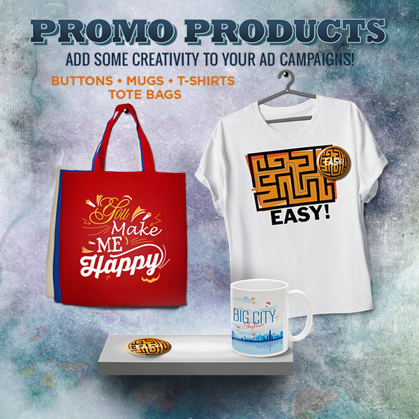 Printed Marketing Products