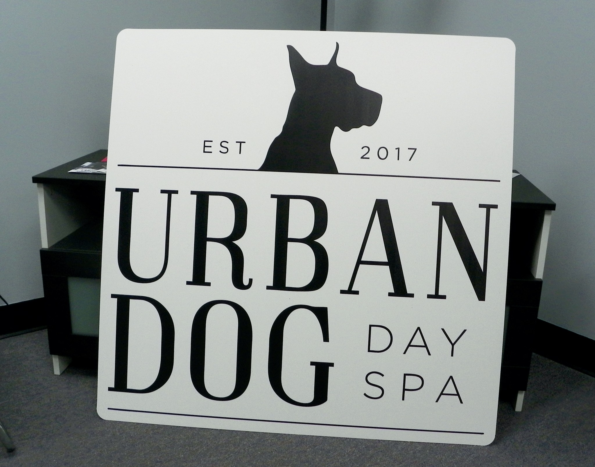 Printed Business Signs